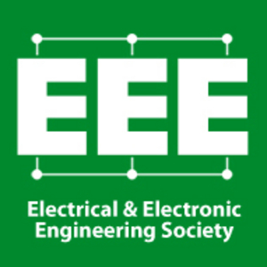 EEESoc Green Background Logo square